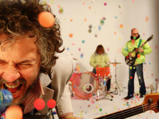 Michael D. Clark of The Flaming Lips