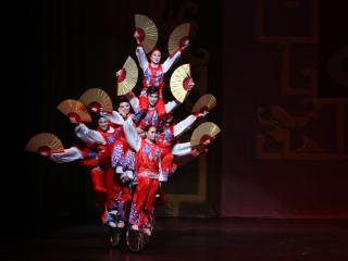 The Long Center for the Performing Arts presents Golden Dragon Acrobats