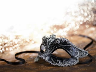 New Year's Eve Latin Masquerade