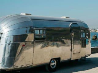 Jenni Kayne Home Airstream Pop-Up in Austin