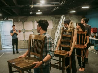 WaterTower Theatre presents The Great Distance Home