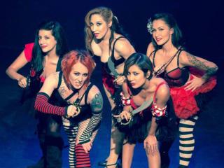 Lollie Bombs Burlesque