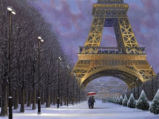 Martin Lawrence Galleries presents Liudmila Kondakova: For the Love of Paris