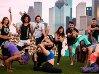 Black Swan Yoga Houston Kirby Grand Opening