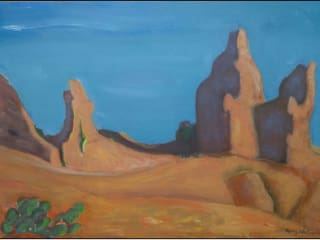"""Standing Stones"" opening reception"