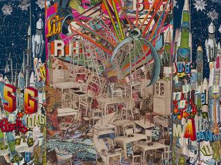 Conduit Gallery presents Lance Letscher: Parallel Universe