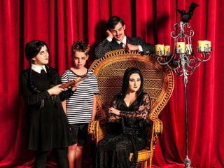 <i>The Addams Family</i> Musical