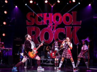 School of Rock cast