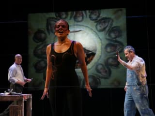 Stages Repertory Theatre presents Alma en venta