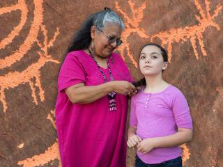 Dallas Children's Theater presents Yana Wana's Legend of the Bluebonnet
