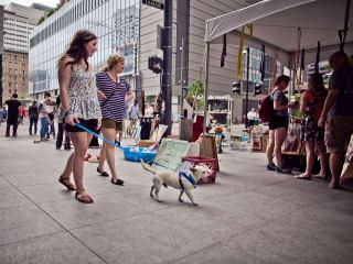 Downtown District presents Heartmade Art Market