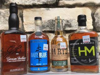 Whiskey Day: Grain-to-Glass Flight