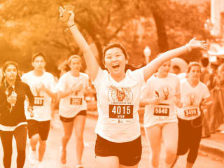 The University of Texas at Austin Recreational Sports presents Longhorn Run