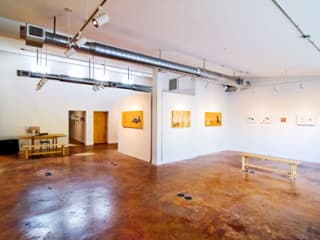 Austin photo: Places_Arts_GrayDuck_Gallery_Interior