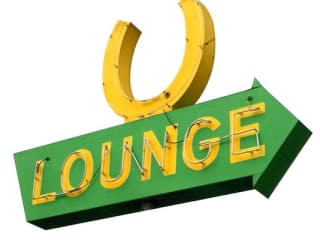 Austin photo: Places_Music_Horseshoe Lounge_Sign
