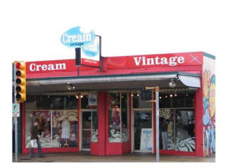 Austin Photo: Places_shopping_cream_vintage_exterior