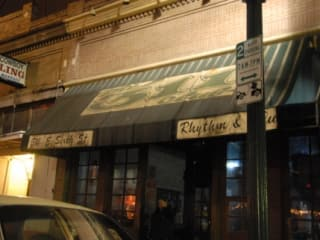 Austin_photo: places_drinks_311 club_exterior