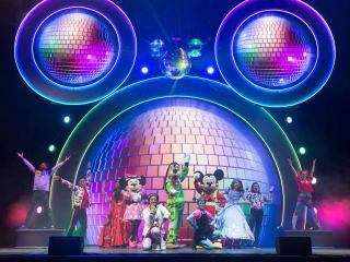 Disney Junior Dance Party