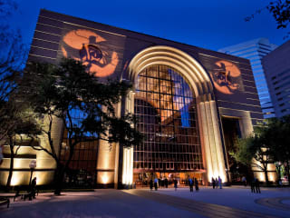 Places-A&E-Wortham Theater Center-exterior-1