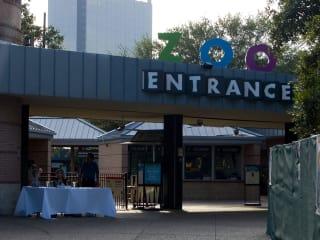 Places-Unique-Houston Zoo-entrance-1