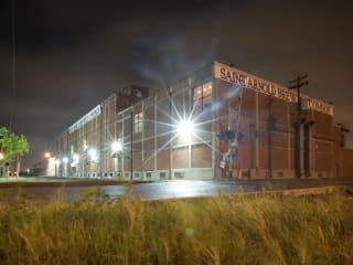 Places-Unique-Saint Arnold Brewing Company-exterior-night