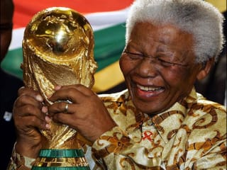 World Cup Mandela
