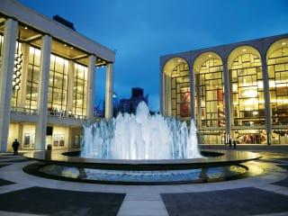 News_Fashion Week_Fall 2011_Lincoln Center_Revson Fountain