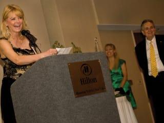 News_Gulf Coast Film Festival_Cheryl Tiegs_Jody Haselbarth_Hal Wixon
