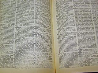 News_Katie_writing_Dictionary