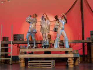 The Public Theater of San Antonio presents Mamma Mia!
