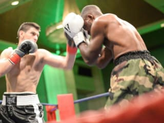 A Knock-Out Affair: Black Tie Boxing XXVI