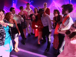 Rover Dramawerks presents The Awesome 80s Prom
