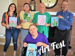 Brookwood Fall Art Fest