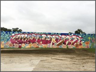 Convivio: Murals of Community & Inclusion