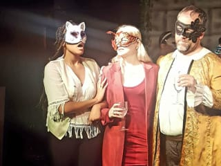 Much Ado About a Midsummer's Night Dream: A Shakespeare Mash-up