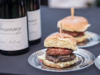Burgers & Burgundy 2018