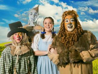 Theatre Arlington presents The Magical City of Oz