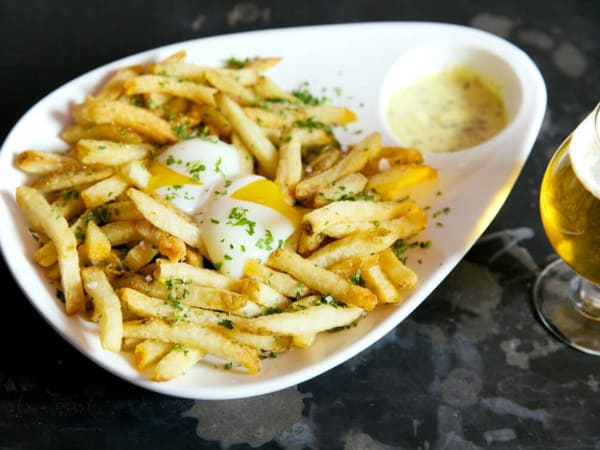 Salty Sow duck fat fries