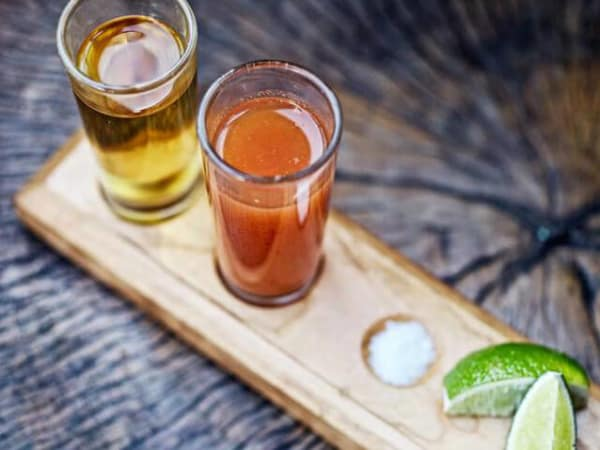 La Condesa restaurant Austin tequila sangrita