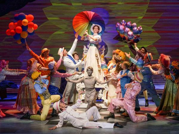 Zach Theatre presents Mary Poppins