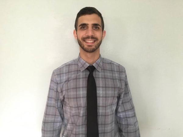 Mohamad Maarouf of KIPP Houston High School