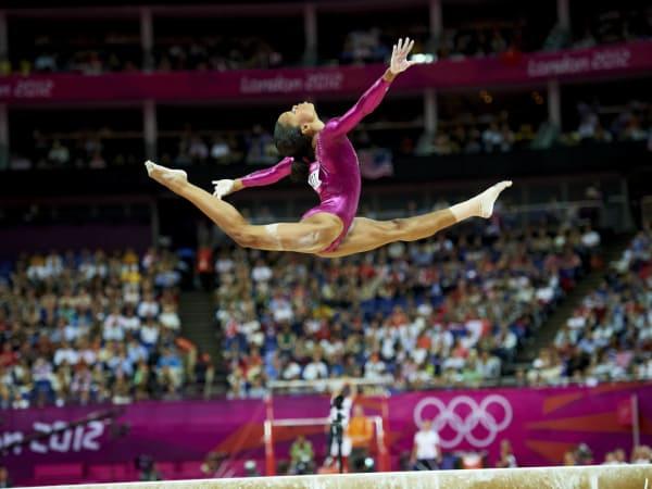 Gabby Douglas, gymnastics, Olympics