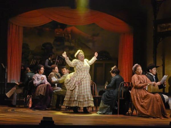 Dallas Theater Center presents Bella: An American Tall Tale