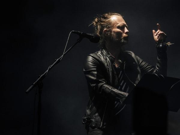 ACL Austin City Limits Music Festival 2016 Radiohead Thom Yorke