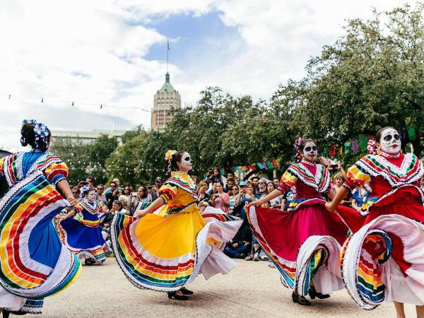 Dia de Los Muertos San Antonio