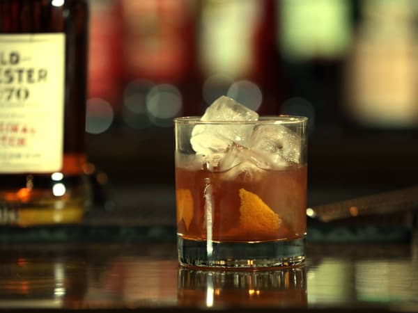 #68 old fashioned from Dallas bartender Alex Fletcher