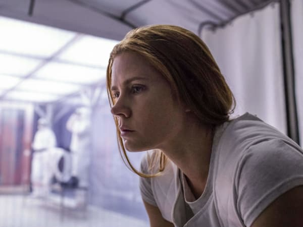 Amy Adams in Arrival