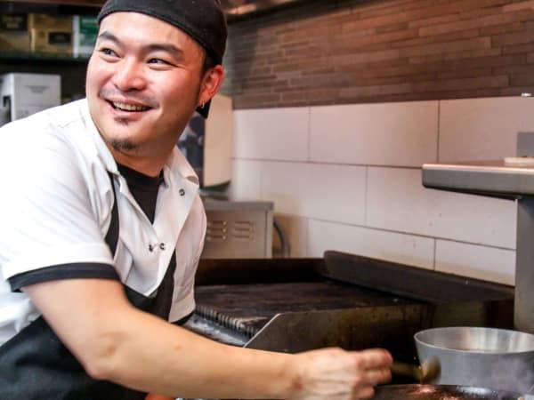 Old Thousand restaurant chef David Baek