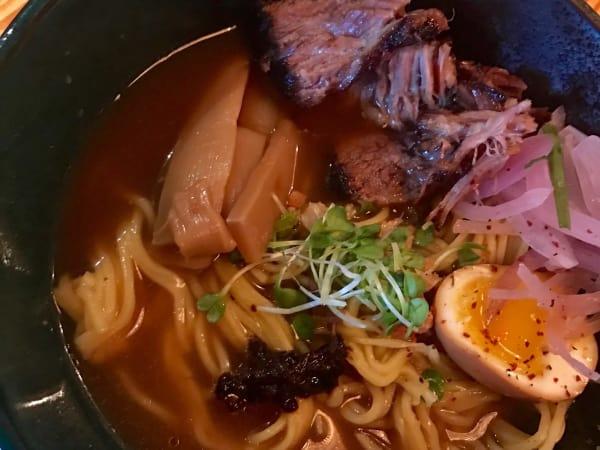 Nao Ramen beef shortrib