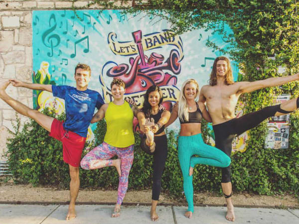 Stretch Yoga Studio instructors